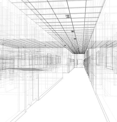 Peaslee Architect, P.C. 3D Rendering